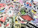 ステッカー 50枚セット 防水 ロゴ アメコミ お買い得 送料無料!