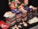 【bizakura】y49全て正絹 アンティーク時代 着物130点!!縮緬錦紗