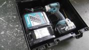 マキタ makita 18V 3.0Ah 充電式インパクトドライバ TD148D