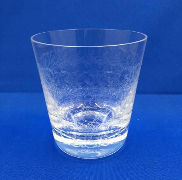 ◆バカラ Baccarat◆ローハン オールドファッション グラス_画像1