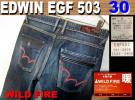 EDWIN EGF503 【WILD FIRE】 W30 / 総裏付き 【管10-5】