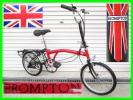 BROMPTON ブロンプトン 3s フォールディングバイク!超美品!