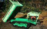 油圧ダンプ クローラー運搬車 カワシマ 500kg