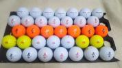 639 A・B ロストボール Worksゴルフ(飛匠)色混合 35球