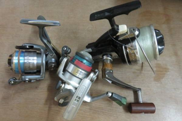 30e24e49462 F18.DAIWA SPORT LINE GS-5000/Sprinter HV1500 other3 piece: Real ...