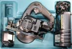 中古18V充電式丸ノコHS471DRMB(4.0Ah)