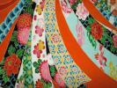 春野●正絹縮緬●シボ大●古布古裂●吊し飾り、市松人形●東寺