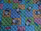 サンリオ:ぽちゃっこポチャッコ:キルト生地/布:105×50cmコマ