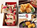 大人気台湾 佳徳 CHIATE パイナップルケーキ12個★おまけ付き