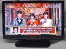 2015年製 シャープ HDD録画対応 19V型 液晶TV LC-19K20-B 正常品