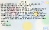 ダリ展前売券 国立新美術館 12/12迄 チラシ付 ■郵送料無料■