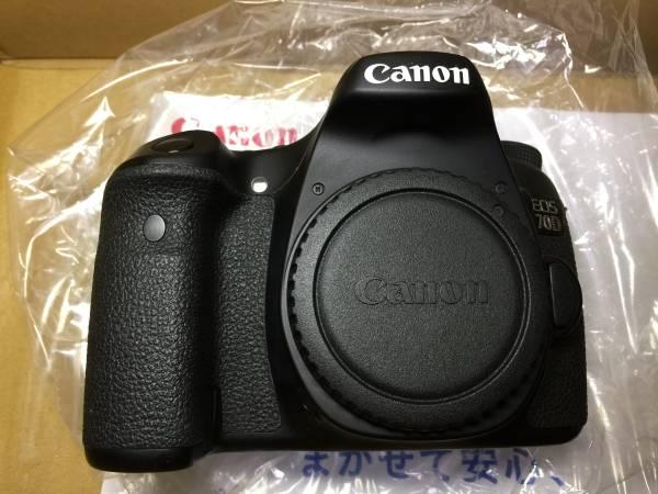 Canon EOS 70D ボディ 要修理3万 ジャンク 動画一眼レフ APS-C