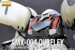 ◆MG AMX-004 キュベレイ カスタムカラー ウェザリング 完成品◆