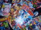 マーベルコミック等 アメコミ・リーフ本 大量ダンボール1箱分