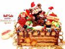 Bell*Cafe クマチョコXmasスティックケーキ・バッ