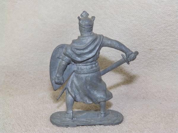 骑士雕塑su模型