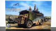 AFVクラブ1/35 AEC装甲指揮車 ロンメル・マムート
