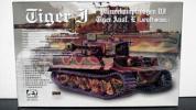 AFVクラブ1/35 タイガーI 後期型