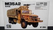 AFVクラブ1/35 M35A2 6×6 21/2トン カーゴトラック