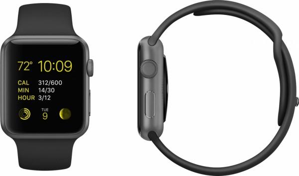 Apple Watch sport アップルウォッチスポーツスペースグレイ新品