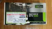 【新品】Manli GeForce GTX1080 with Twin Cooler【日月火限定】