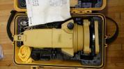 TOPCON レーザーポインタ付デジタルセオドライト DT-114