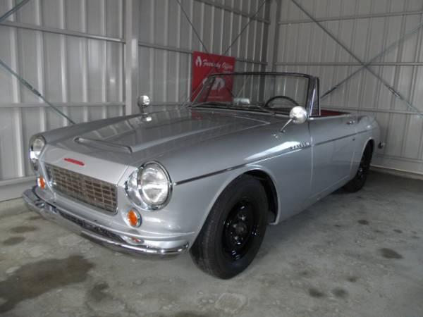 旧車 ハコスカ S30Z 510SSS ホンダS800 ダットサン SR311 SP売切