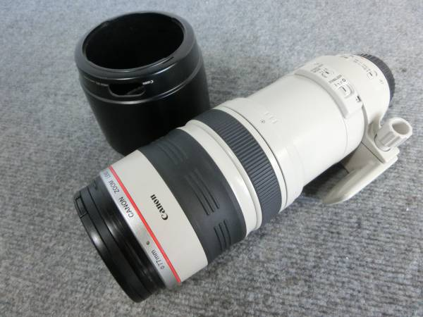 ■CANON ZOOM LENS EF 100-400mm 1:4.5-5.6L IS 美品