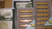 Nゲージ 201系(総武線色)10両セット KATO