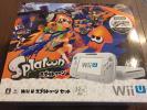 Wii U 本体 スプラトゥーンセット シロ 付属品揃い!