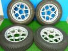 S629 175/80R16 ブリヂストン ブリザック DM-V2 4本 ジムニー