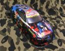 1/10 ツーリングカーボディ 痛車 GT-R tt-01ドリパケ等