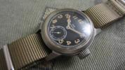 第二次大戦ハミルトン海軍艦艇局軍用時計オリジナル987Aケース