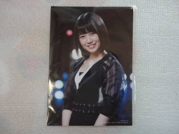 AKB48【君はメロディー 通常盤 特典 生写真 HKT48 朝長美桜】