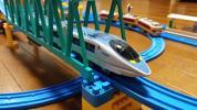 【プラレール】新幹線 おおきなレイアウト【大量】
