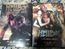 ヘルボーイ ギレルモデルトロ DVD 2枚組 紙ケース付き