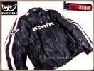 BERiK◆プロテクトメンズ本革レザーライダースジャケットTK9104