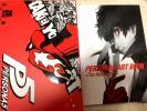 ペルソナ5 アートブック+収納ボックス +オマケ