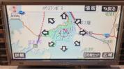 トヨタ純正HDDナビ NHDT-W55 HDD録音機能 2013年版地図