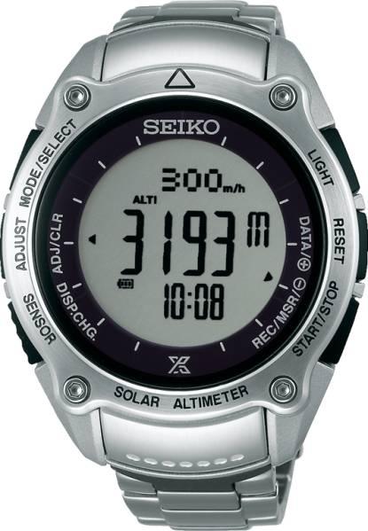 腕時計 セイコー プロスペックス アルピニスト SBEB013 ソーラー