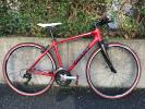 ジャイアントクロスバイクGIANT ESCAPE RX2 27SPEED人気の赤!