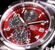 【2本】逆輸入 SEIKO クロノメンズ 腕時計 海外モデル SND495