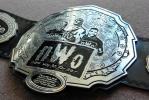 NWOチャンピオンベルトレプリカ本革●納期約6週間WWFWWE