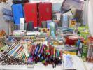 文房具大量 鉛筆、ペン、筆箱、消しゴムなど まとめて