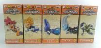 ドラゴンボール超 ワールドコレクタブル フィギュア ANIME 30th vol.5 5種セット 新品未開封品