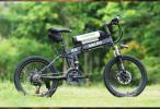 新品!爆速48V20インチMTBフル電動自転車