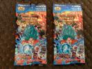 ドラゴンボールヒーローズ アルティメットブースターパック HUM4 22 ヤムチャ HUM4 01 仮面のサイヤ人 未開封2パック セット