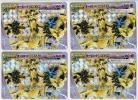 ポケモンカードゲーム XY9 047 RR オーロットBREAK 4枚
