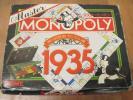 rt2057y Master Monopoly マスターモノポリー1935 美品