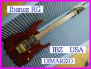 Ibanez RG DIMARZIO IBZ USA F4 C3 F2 ディマジオ